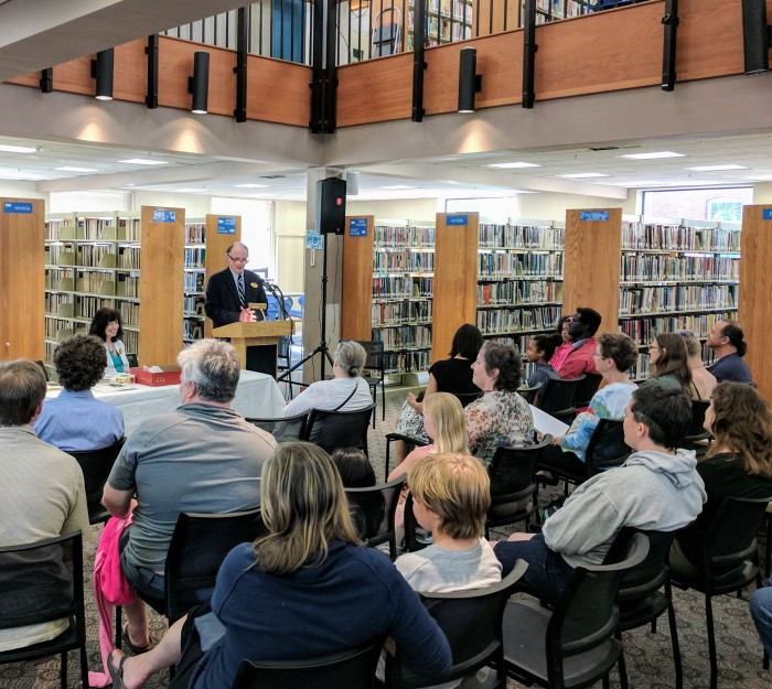 2017 Poetry Without Paper celebration youth poetry_20170615_hosted by John Ronan and Christy Russo_Sawyer Free Public Library Glou© catherine ryan.jpg
