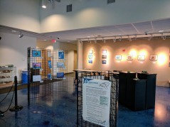 2018 endangered species art contest 2018 NOAA headquarters Gloucester Mass_20180507_© catherine ryan (7)