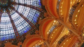 Galeries Lafayette-Not Your Typical Shopping Center