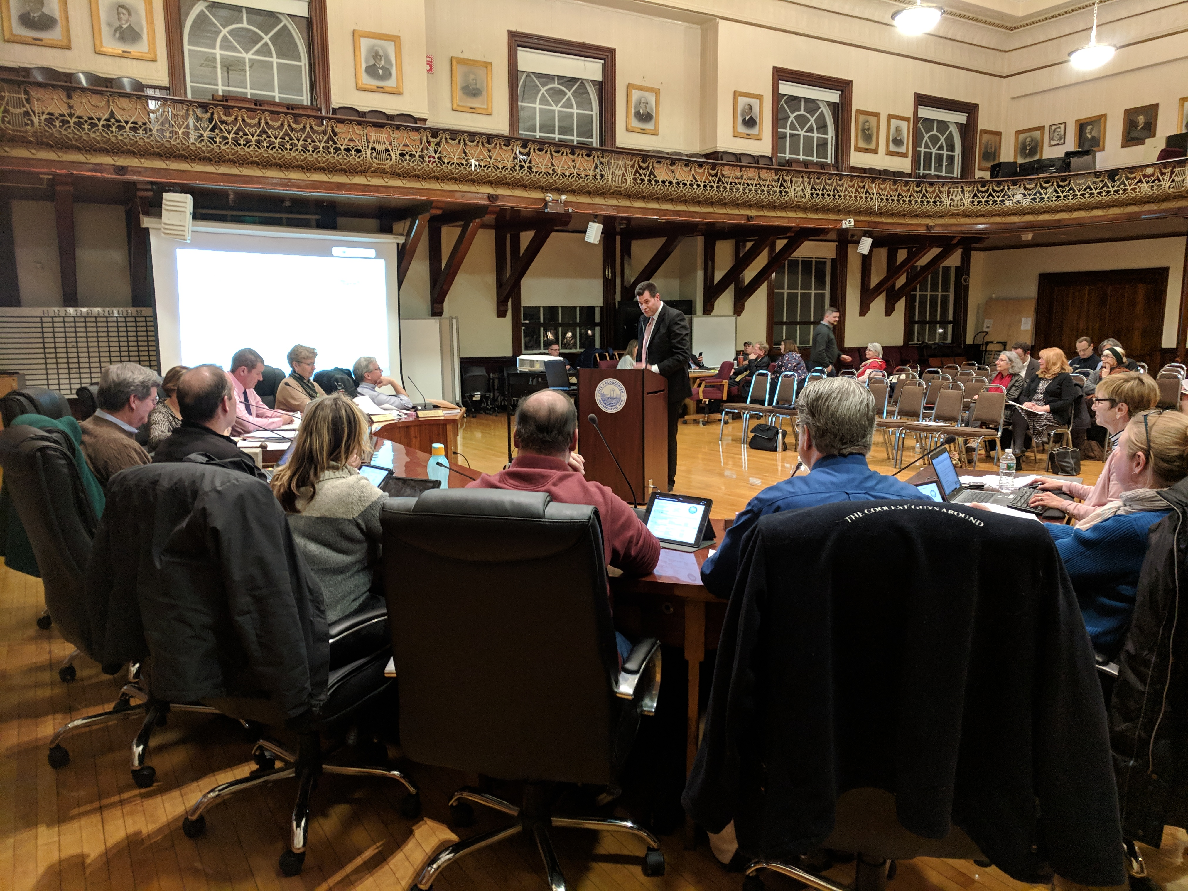 City Auditor Kenny Costa presentation to City Council about major award financial reporting_20190213_© catherine ryan