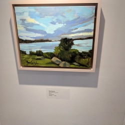 Dina Gomery art_Rocky Neck Cultural Center group show_20190324_© catherien ryan (10)