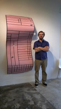 Jason burroughs public art_ticket sculpture 20160212_courtesy photo
