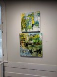 Sallie Strand art_20190324_Rocky Neck Cultural Center group show