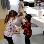 St. Joseph Pasa Making w Kids Groppos copyright Kim Smith - 03