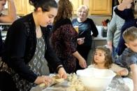 St. Joseph Pasa Making w Kids Groppos copyright Kim Smith - 23