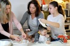 St. Joseph Pasa Making w Kids Groppos copyright Kim Smith - 34