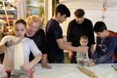 St. Joseph Pasa Making w Kids Groppos copyright Kim Smith - 43
