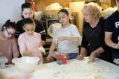 St. Joseph Pasa Making w Kids Groppos copyright Kim Smith - 44