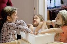 St. Joseph Pasa Making w Kids Groppos copyright Kim Smith - 63