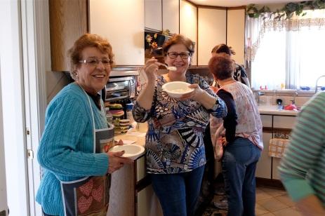 St. Joseph Pasta Making 2019 copright Kim Smith - 01