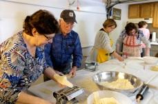St. Joseph Pasta Making 2019 copright Kim Smith - 13