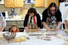 St. Joseph Pasta Making 2019 copright Kim Smith - 14