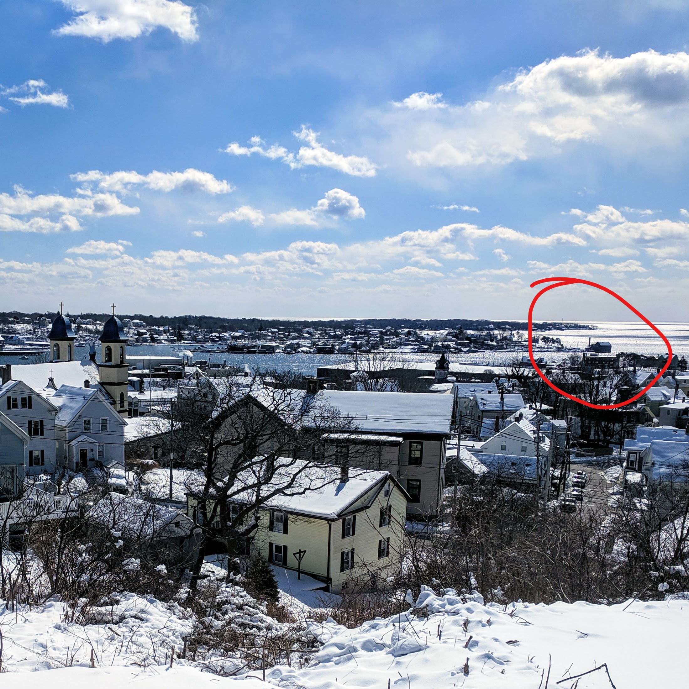 View past Paint Factory Ocean alliance _20190306_Gloucester MA_© catherine ryan