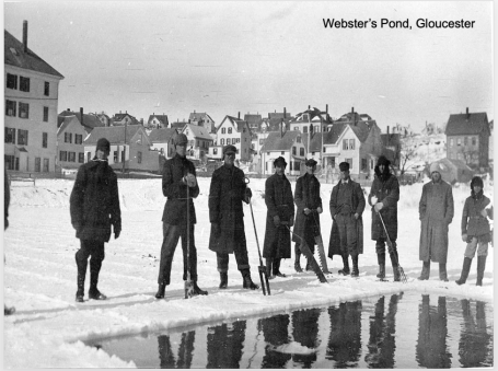 WEBSTERS POND historic photo_courtesy photo from Scott Memhard Cape Pond Ice Gloucester Mass (1)