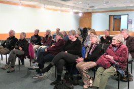 CHRIS LEAHY 2019 talk_11 April 2019_at Sawyer Free Library Gloucester MA _Essex county islands and birds_photo copyright Linda Bosselman (5)