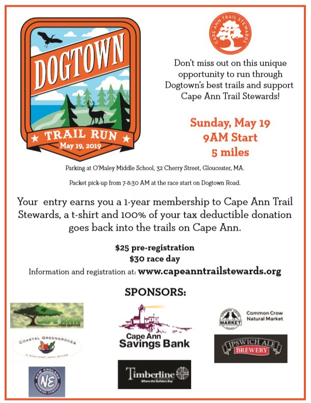 Dogtown run may 19 2019