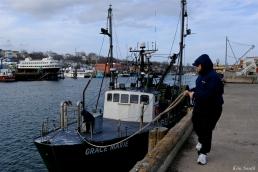 FV Grace Marie Gloucester Harbor-11 c Kim Smith