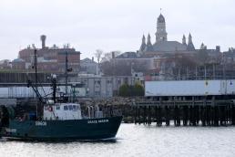 FV Grace Marie Gloucester Harbor-4 c Kim Smith