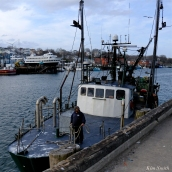 FV Grace Marie Gloucester Harbor-7 c Kim Smith