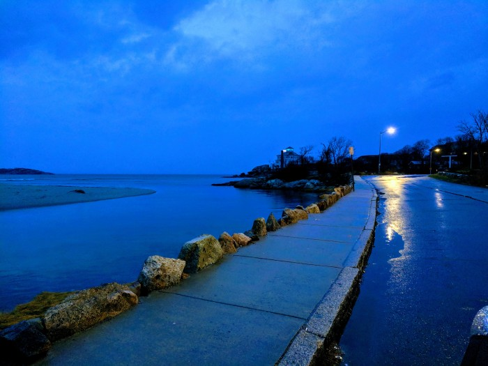 Good Harbor Beach_20190414_pre dawn blue light_Gloucester MA © photograph copyright C. Ryan (1)