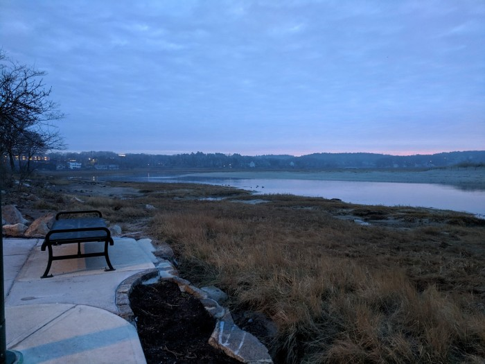 Good Harbor Beach_20190414_pre dawn blue light_Gloucester MA © photograph copyright C. Ryan (2)