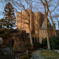 Hammond Castle_Gloucester Ma_20190404_photograph copyright Catherine Ryan (2)