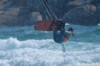 Kitesurfing Good Harbor Beach Gloucester copyright Kim Smith - 10