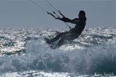 Kitesurfing Good Harbor Beach Gloucester copyright Kim Smith - 16