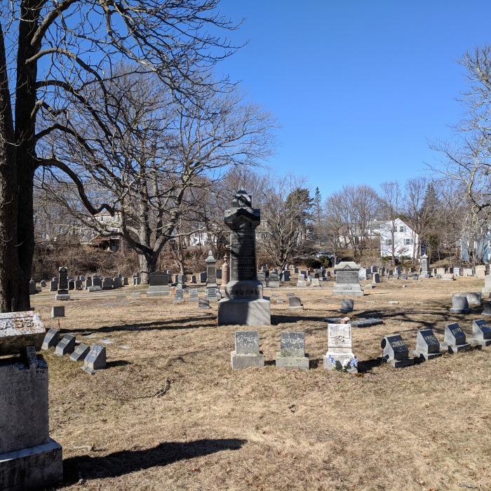 Mt Pleasant grave_20190325_© c ryan