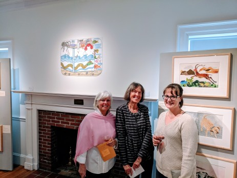 Leslie Galacar, Juni Van Dyke, Alexia Parker
