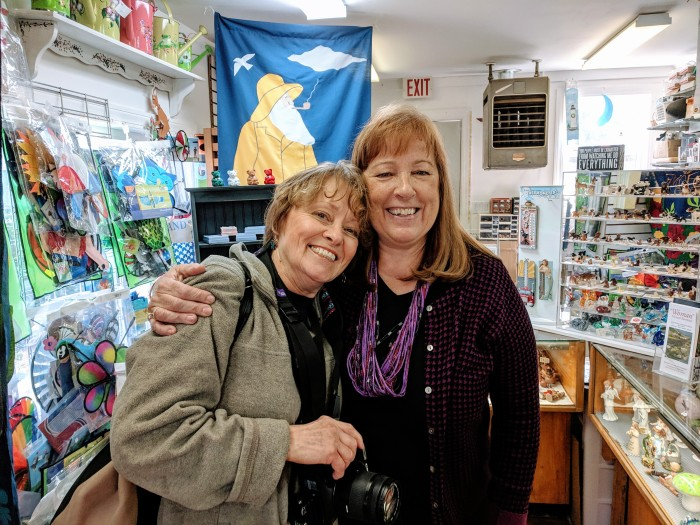 portrait of Donna and Pauline_20190416_opening day.jpg