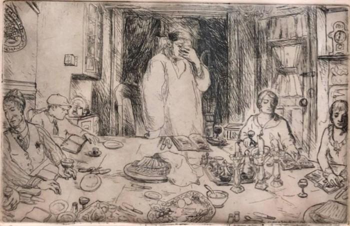 Reisman Passover 1928.jpg