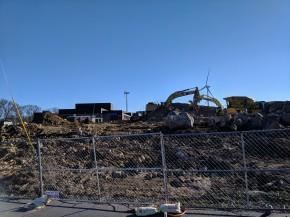 YMCA underway_ clearing Fuller School_Gloucester Mass_20190417_© catherine ryan (1)