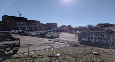 YMCA underway_ clearing Fuller School_Gloucester Mass_20190417_© catherine ryan (2)