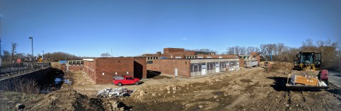 YMCA underway_ clearing Fuller School_Gloucester Mass_20190417_© catherine ryan (3)