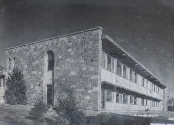 BEFORE_Eastern Point Retreat dormitories architect Donald F Monell _snapshot of historic photo