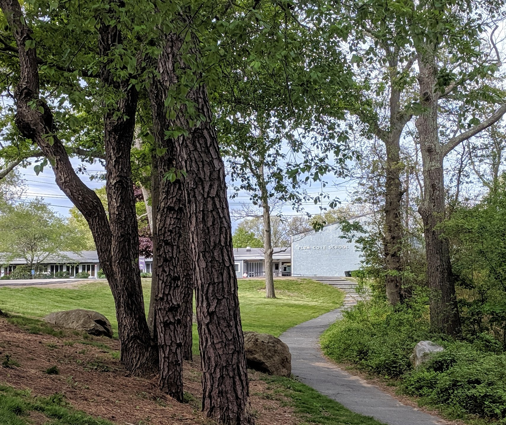 DON MONELL ARCHITECT_ Plum Cove school and landscape design_built in 1966_ Gloucester MA_20190523_©c ryan _073333