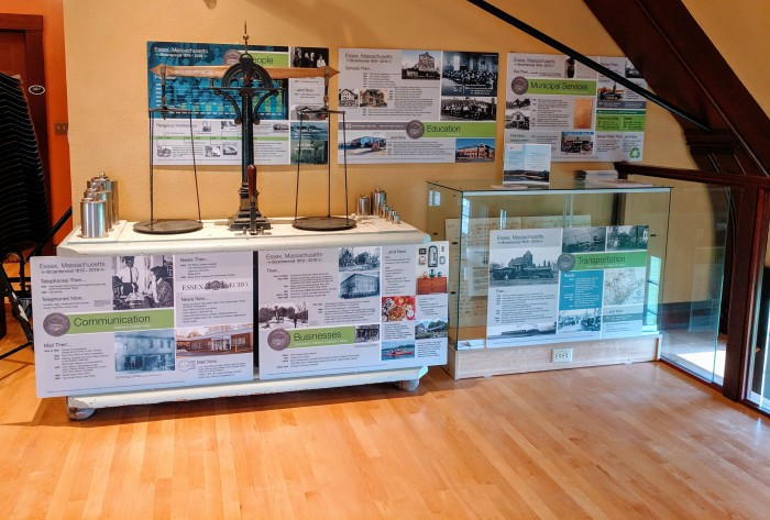 Essex Bicentennial display_20190430_© c ryan.jpg