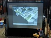 FIRST FLOOR RENDERINGS_architect presentation_SFL Annual meeting installation views_Gloucester MA_20190520 ©c ryan
