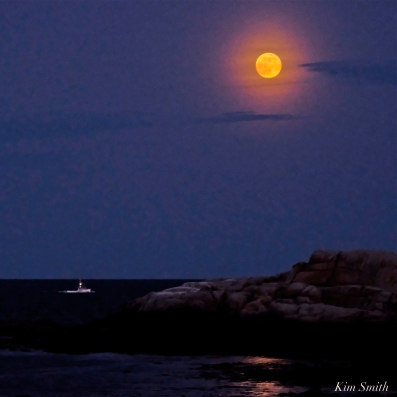 Full Flower Moon May Gloucester Massachusetts -14 copyright Kim Smith