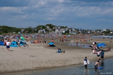 Good Harbor Beach Gloucester Massachusetts copyright Kim Smith