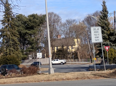 grant circle looking back to Babson Alling House prior to Cape Ann Museum purchase _20190127_©c ryan
