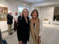 Jane Deering and Juni VanDyke_Ronda Faloon send off Cape Ann Museum_20190504_© c ryan