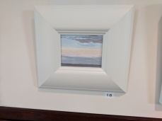 LEIGH SLINGLUFF solo show at BankGloucester _Colors of Sky and Sea new plein air small works_through July 5th 2019_20190524_© c ryan (12)