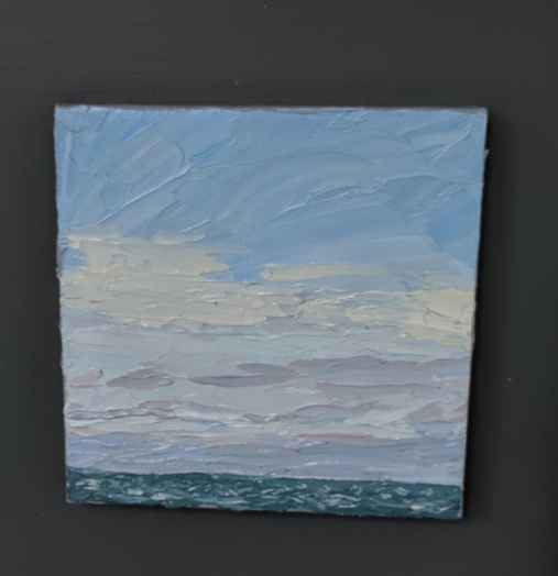 LEIGH SLINGLUFF solo show at BankGloucester _Colors of Sky and Sea new plein air small works_through July 5th 2019_20190524_© c ryan (7)