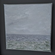 LEIGH SLINGLUFF solo show at BankGloucester _Colors of Sky and Sea new plein air small works_through July 5th 2019_20190524_© c ryan (8)