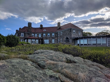New construction circa 2017 subsumes some of Donald J Monell architecture_Eastern Point Retreat_Gloucester Massachusetts_20190521_© c ryan (5)