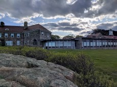 New construction circa 2017 subsumes some of Donald J Monell architecture_Eastern Point Retreat_Gloucester Massachusetts_20190521_© c ryan (6)