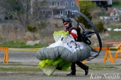 Paramotor Good Harbor Beach Gloucester copyright Kim Smith - 05