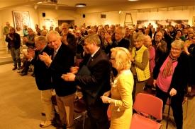 Rhonda Faloon Retirement Celebration CAM copyright Kim Smith - 05